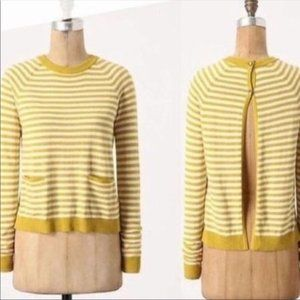 Anthropologie Charlie & Robin Stripe Sweater